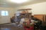 915 Driftwood Ln, Yachats, OR 97498 - Converted garage wood storage b