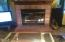 45 Wells St., Gleneden Beach, OR 97388 - Fire Place