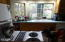 16 N New Bridge Rd, Otis, OR 97368 - Country Kitchen with Bay