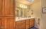 195 SW Nesting Glade, Depoe Bay, OR 97341 - Upstairs bathroom