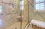 5745 SW Arbor St, South Beach, OR 97366 - Master shower