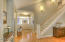 5745 SW Arbor St, South Beach, OR 97366 - Entry and stairs