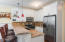 2753 SW Coast Ave, Lincoln City, OR 97367 - Custom kitchen