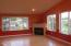3690 NE 40th St, Neotsu, OR 97364 - Living room w/gas fireplace
