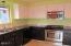 3690 NE 40th St, Neotsu, OR 97364 - Kitchen with gas range