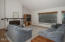 46540 Terrace Dr, Neskowin, OR 97149 - Large Living Room w/ vaulted ceilings