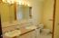 831 NE Lakewood Dr, Newport, OR 97365 - Master bathroom