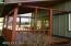 831 NE Lakewood Dr, Newport, OR 97365 - Deck of dining room