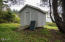3660 Rocky Creek Ave., Depoe Bay, OR 97341 - Shed in back