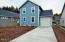 4355 SE Fleming Street, South Beach, OR 97366-9693 - Back of House & Garage