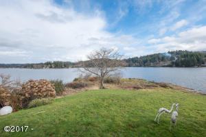 3501 NE 26th St, Lincoln City, OR 97367 - View from backyard