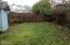 4943 SE Keel Ave., Lincoln City, OR 97367 - Back Yard 2