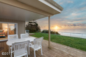 1525 SW Coast Ave., Lincoln City, OR 97367 - Ocean Side at Sunset
