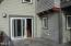 35255 4th St, Pacific City, OR 97135 - Sliding door to deck