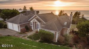 29980 Nantucket Drive, Pacific City, OR 97135 - Exterior from Street Sunset