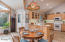 34405 Tidewater Ln, Pacific City, OR 97135 - Dining space