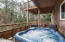 34405 Tidewater Ln, Pacific City, OR 97135 - Hot Tub
