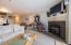 890 SE Bay Blvd, 113, Newport, OR 97365 - Living Room Fireplace