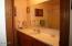 325 Coronado Dr, Gleneden Beach, OR 97388 - Lots of Cabinets in Main Bath