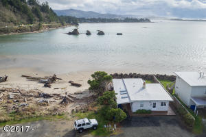 1146 SW 52nd Ct., Lincoln City, OR 97367 - Aerial