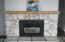 6335 NE Neptune Dr, Lincoln City, OR 97367 - Gas Fireplace