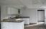6335 NE Neptune Dr, Lincoln City, OR 97367 - Lower level kitchen