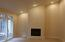 4171 SE Inlet Ave, Lincoln City, OR 97367 - Open living room with vaulted ceiling