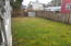 2702 NW Mast Ave, Lincoln City, OR 97367 - Back Yard
