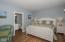 6126 NE Mast Ave, Lincoln City, OR 97367 - Downstairs Master Bedroom - View 1 (1280