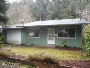 520 SE Melody St, Depoe Bay, OR 97341 - Front