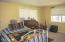 284 E Brilemar St, Tidewater, OR 97390 - Lower Level Den