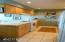 5201 SW US-101, 203, Lincoln City, OR 97367 - Kitchen with tile floors