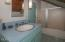 7240 Steep Ave., Gleneden Beach, OR 97388 - Upper level full bathroom