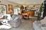 215 SE Salmon St, Waldport, OR 97394 - Kitchen from Living Room!
