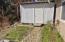 215 SE Salmon St, Waldport, OR 97394 - Garden Shed!