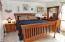 215 SE Salmon St, Waldport, OR 97394 - Master Bed Room!