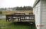 10045 S Prairie Rd, Tillamook, OR 97141 - Front deck