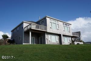 44685 Oceanview Court, Neskowin, OR 97149 - Exterior West Facing
