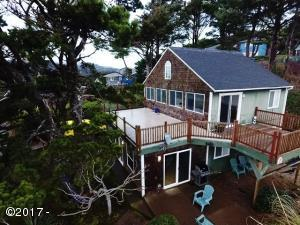 5320 NE Logan Rd, Lincoln City, OR 97367 - Aerial 1