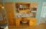 335 Kinnikinnick Way, Depoe Bay, OR 97341 - Builtin Desk & Pantry