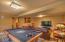 550 Fairway Dr., Gleneden Beach, OR 97388 - Lower Level Family Room