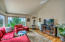 1268 NE Harbor Ridge, Lincoln City, OR 97367 - Living Room
