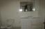 1020 2nd St, Tillamook, OR 97141 - Lower area bath