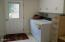 816 NE Alder St, Toledo, OR 97391 - Laundry/mud room