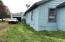 314 E Swan Ave, Siletz, OR 97380 - driveway and shop
