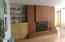 506 NE Golf Course Dr, Newport, OR 97365 - Den/ Office w/ Fireplace
