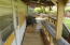 503 E Alsea Riviera Dr, Tidewater, OR 97390 - Covered deck