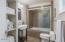 42 N Bass Ct, Otis, OR 97368 - Updated bathroom