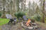42 N Bass Ct, Otis, OR 97368 - Fire pit