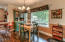 780 NW Grouse St, Seal Rock, OR 97376 - Dining Area